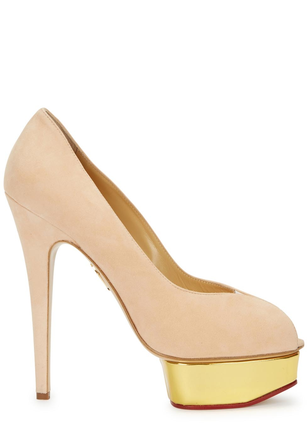 Charlotte Olympia pumps – were £545, now £218