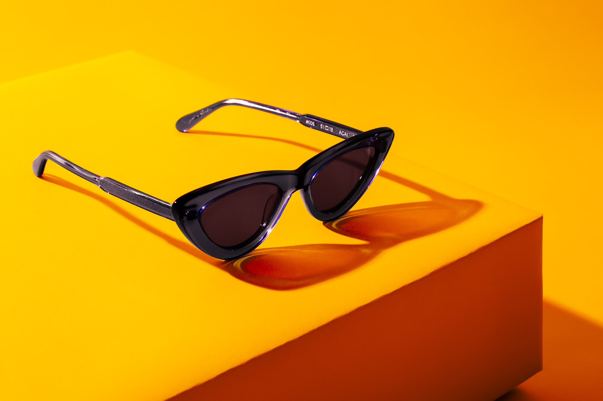 Chimi Eyewear Cat Eye Sunglasses, £85, Harvey Nichols