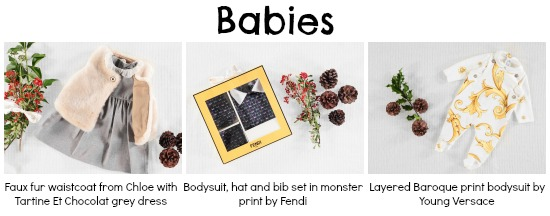 Gifts for babies from Cloudo Kids Mailbox