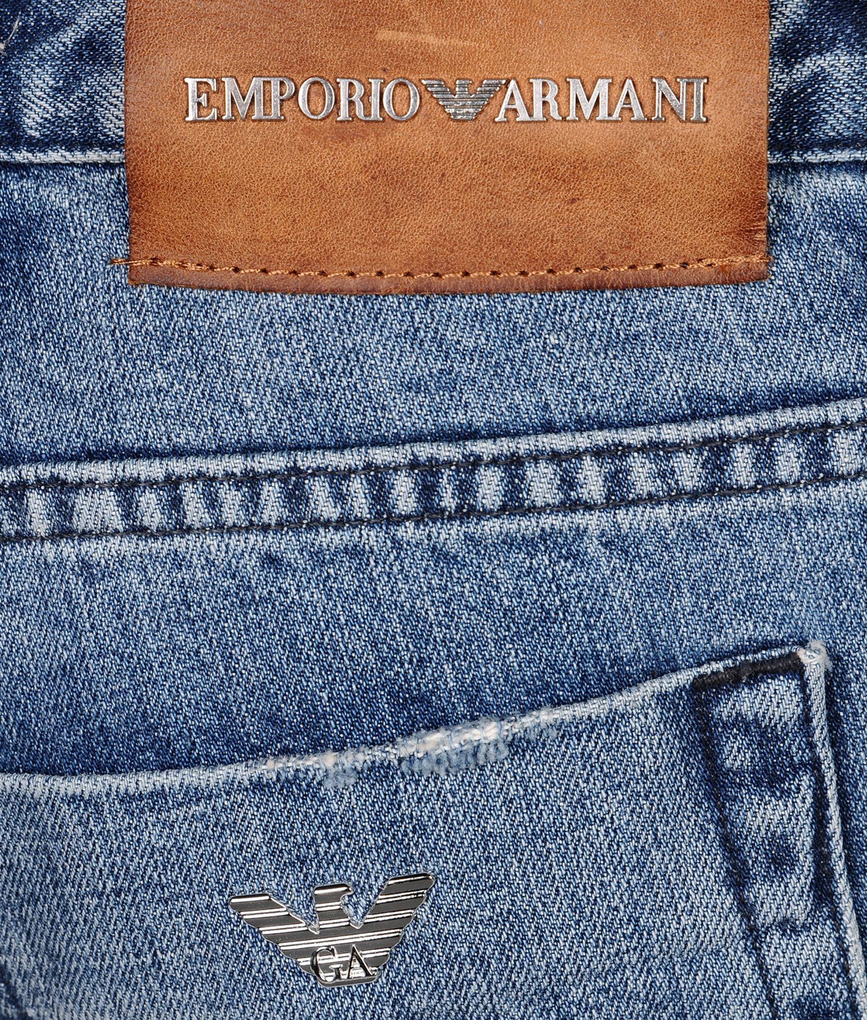 Emporio Armani Jeans at The Mailbox
