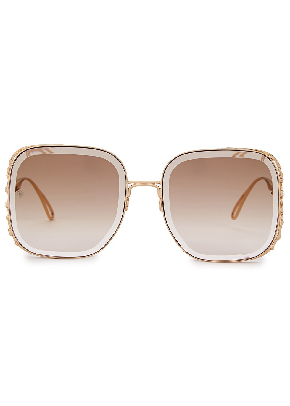 Ellie Saab square frame sunglasses, £935