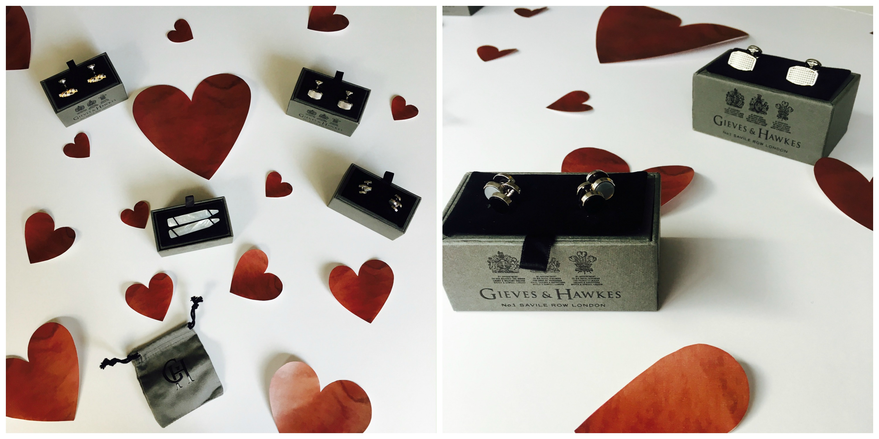 Gieves and Hawkes Mailbox valentines day gift ideas