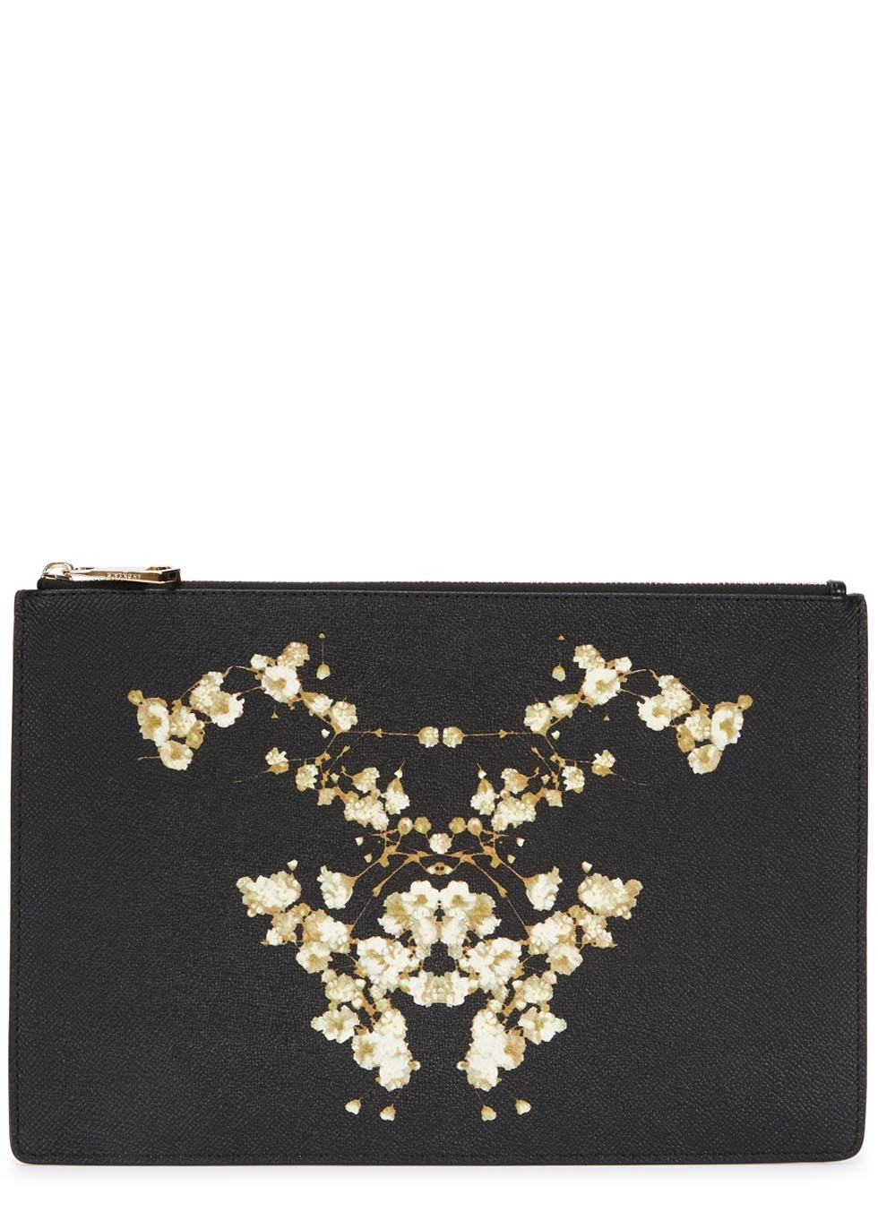 Givenchy leather pouch – was £395, now £197