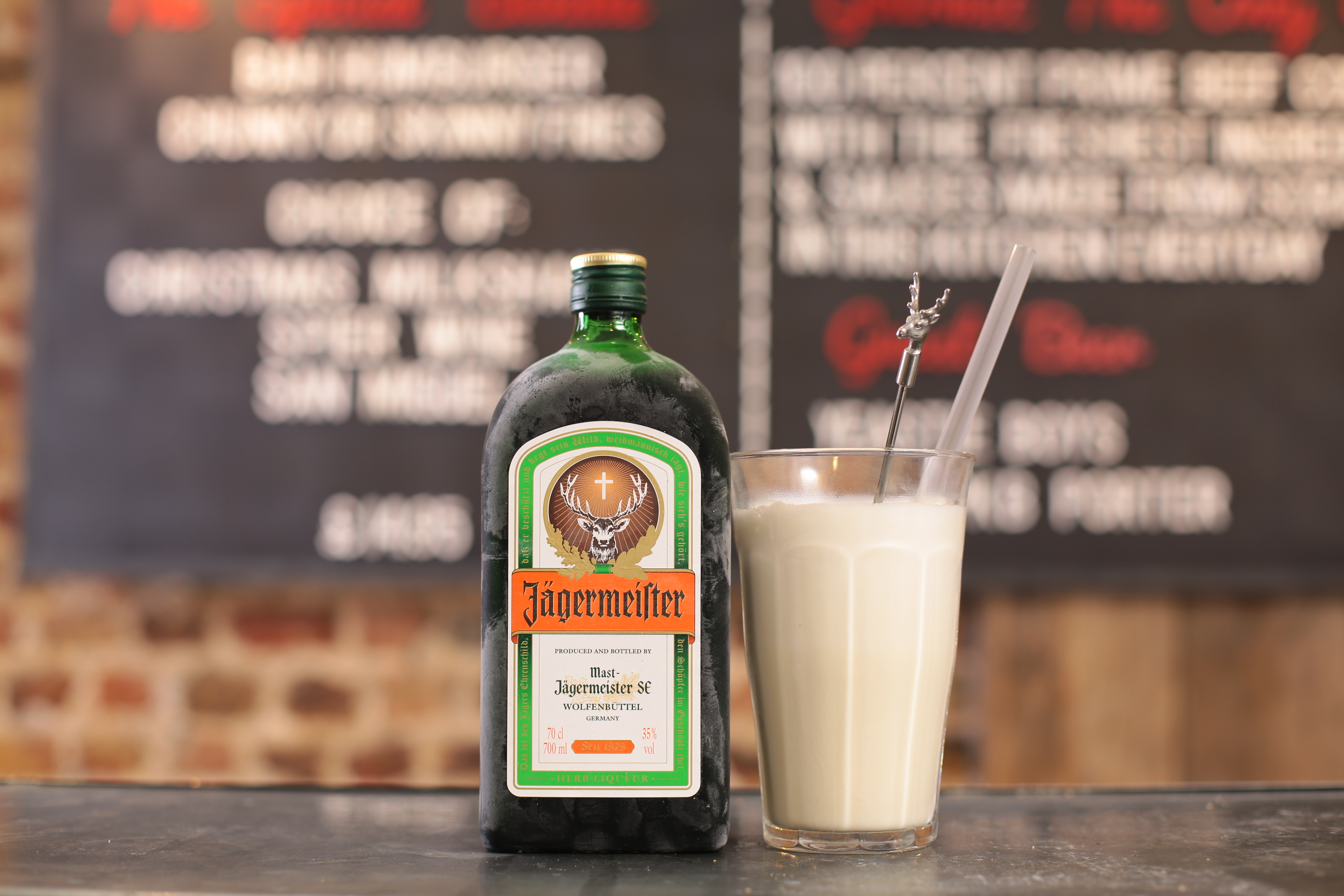 Gourmet Burger Kitchen JagerShake