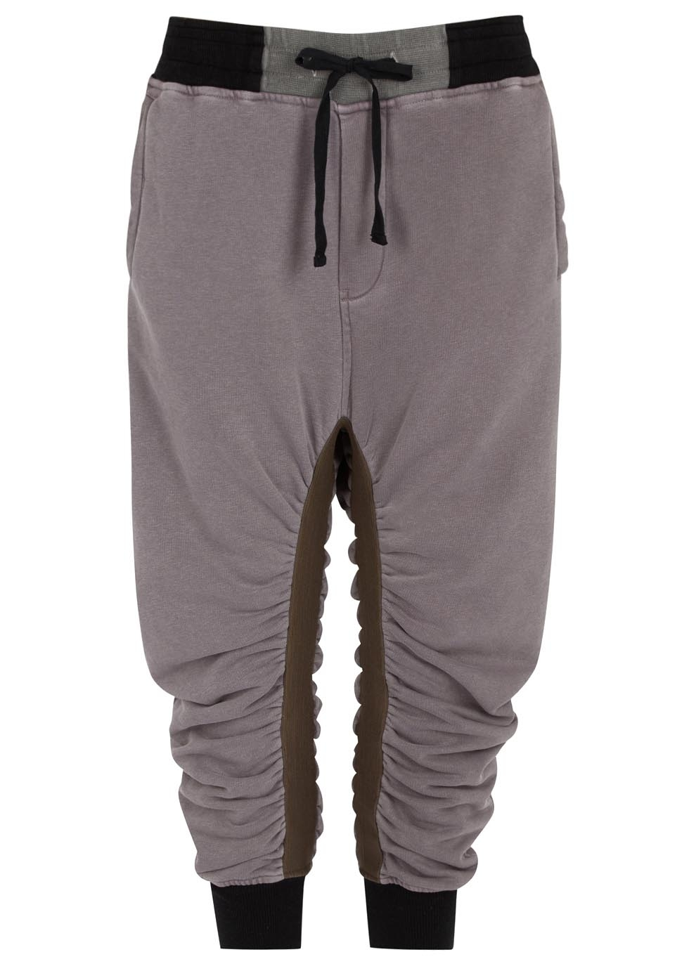 Haider Ackermann ruched jogging trousers, £545