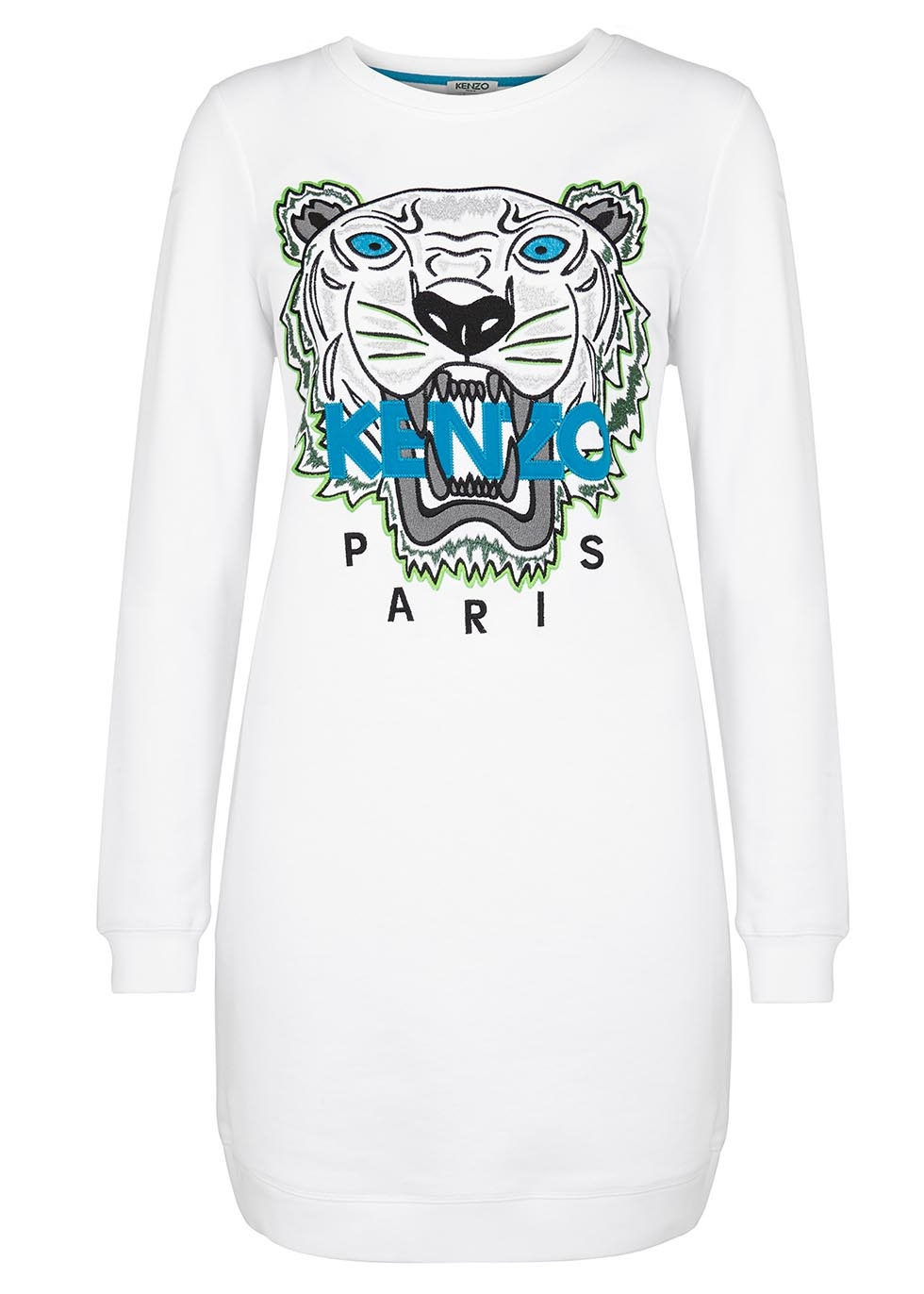 Kenzo jumper dress – was £235, now £94