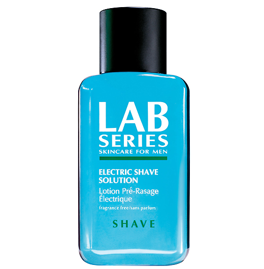 Lab Series electric shave solution, £20 from Harvey Nichols