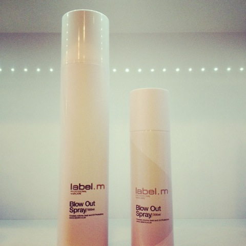 Label M Blow Out Spray