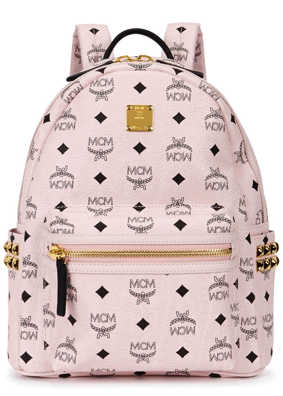 MCM small leather backpack, £450