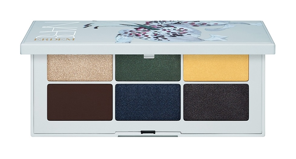 NARS X Erdem Night Garden eyeshadow palette, £35 web