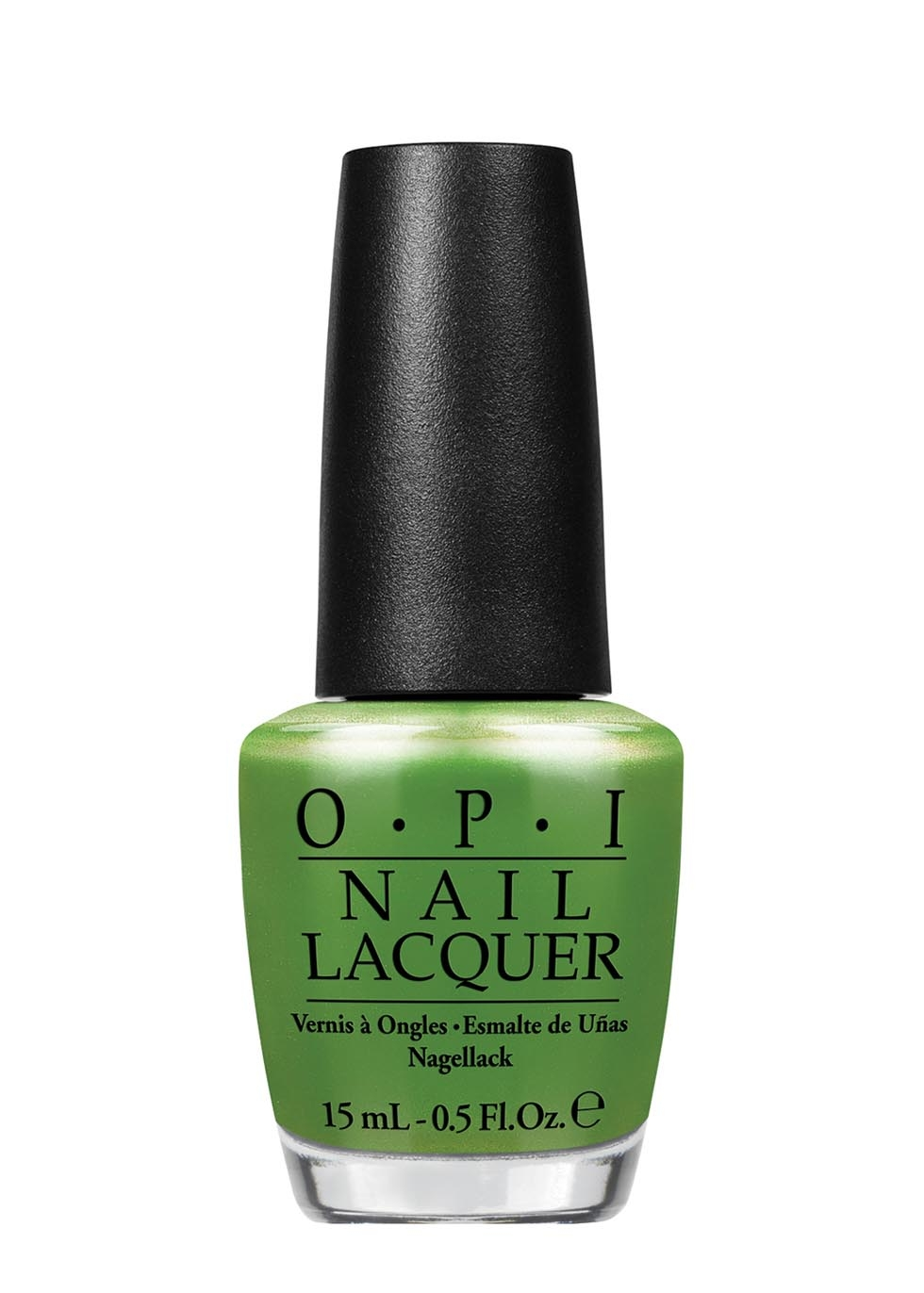 OPI nail lacquer - My Gecko Does Tricks, £12