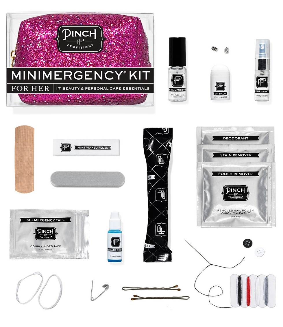 Pinch Provisions minimergency kit, £16.50A