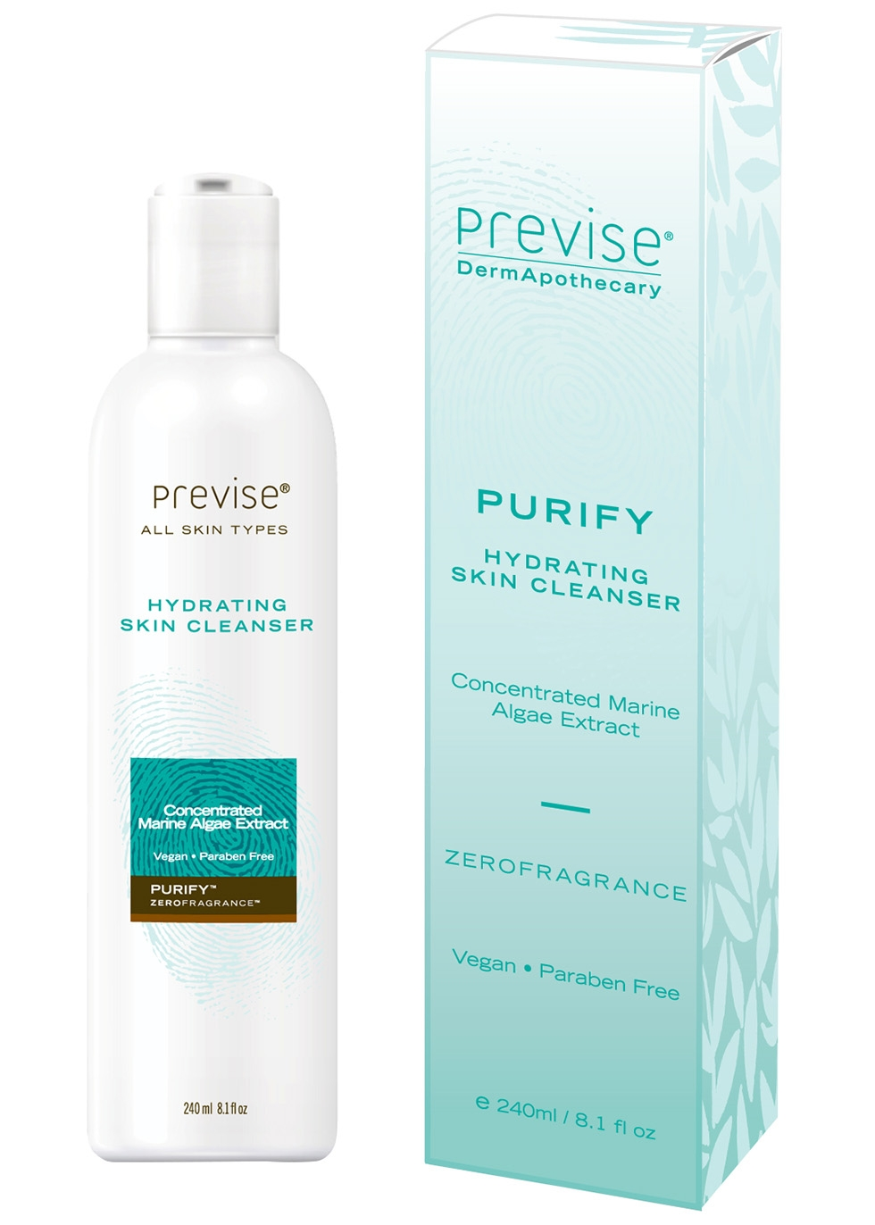 Previse Purify Hydrating Marine Cleanser, £32