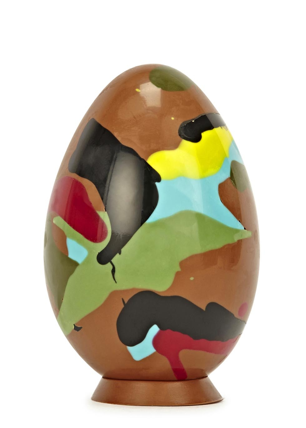The Chocolate Society camouflage egg, £24.95