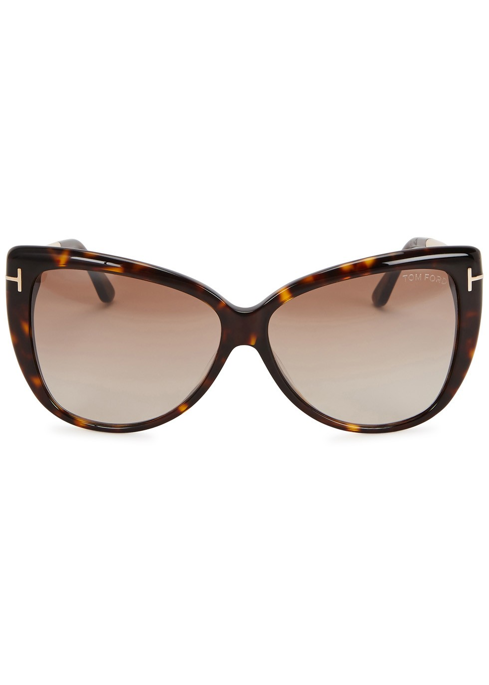 Tom Ford Reveka tortoiseshell sunglasses, £285