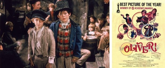 Oliver Twist at Everyman Cinema Mailbox